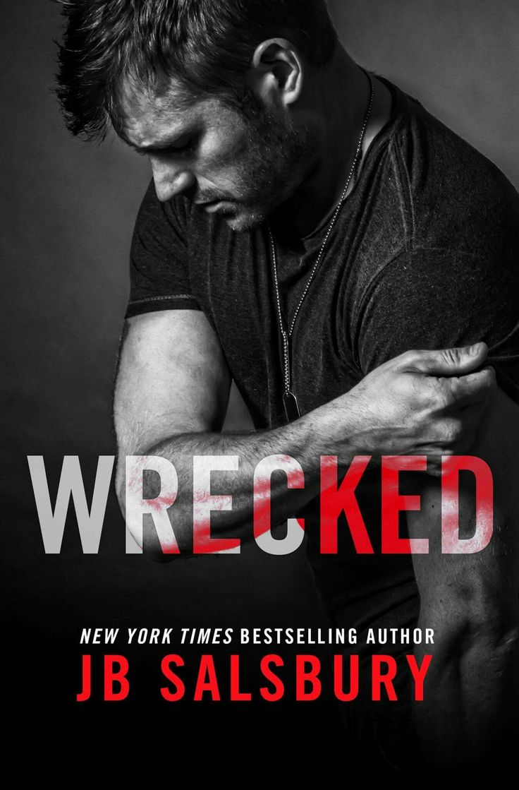 *•.¸♥¸.•*´ #COVERREVEAL *•.¸♥¸.•*´ http://amzn.to/2jUHqHD #Wrecked #JBSalsbury #TBR #Books #goodreads #ebooks
