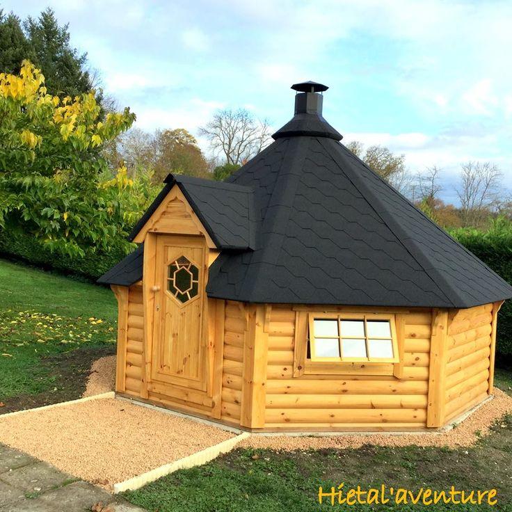 #kotafinlandais #hébergement insolite #woodcabin #http://www.hietala-aventure-loisirs.com/