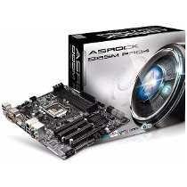 Placa Mae Intel 1150 Ddr3/32gb/2pci- X1/x16 B85m Pro4 Asrock