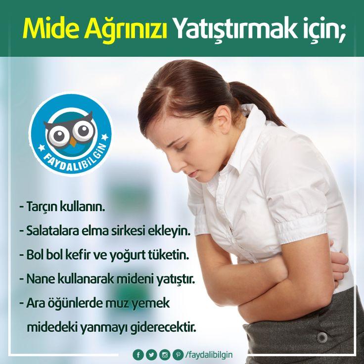 Mide Ağrınızı Yatıştırmak İçin; #mide #ağrı #karın #sağlık #kadın #bilgi #fikir #cilt #güzellik #bakım #pratik #faydalı #yaşam #faydalıbilgi #faydalıbilgin #idea #ideas #healthy #tips #like #lifestyle #fresh #healthylifestyle #turkey #türkiye #woman #women @faydalibilgin