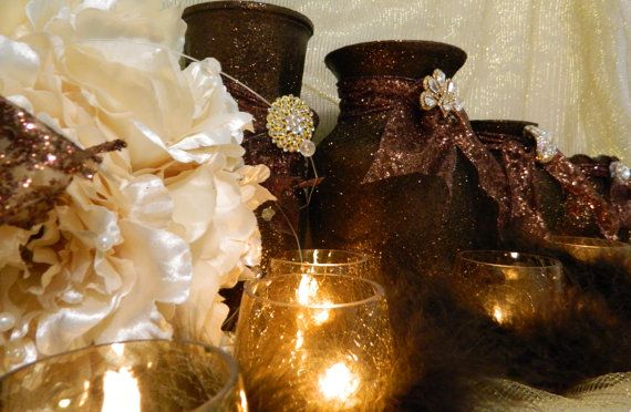 Weddings Wedding Receptions Wedding Centerpieces by KPGDesigns, $39.00