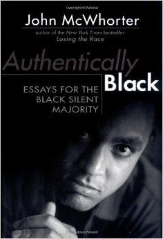 black essay majority silent Mr mcwhorter talked about his book [authentically black: essays for the black  silent majority], published by gotham books.