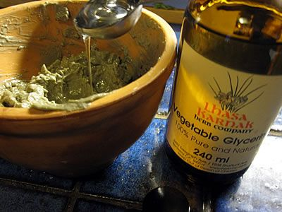 Recipe for natural mint Julep mask + acid ascorbic treatments (roll down to comments)