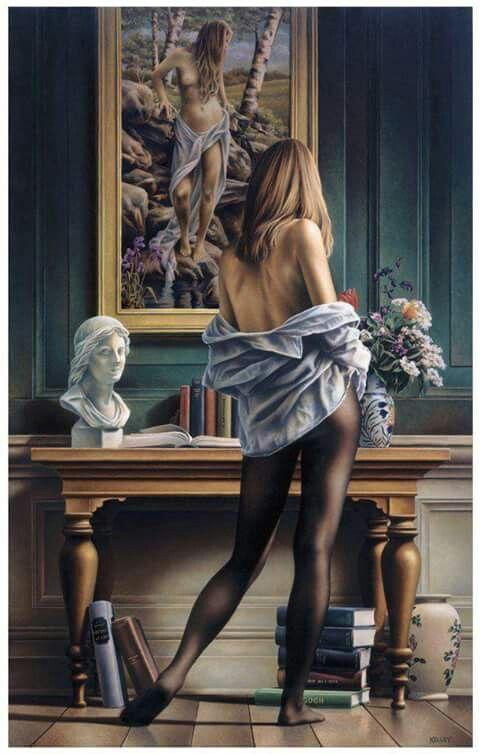 Pantyhose Art Gallery