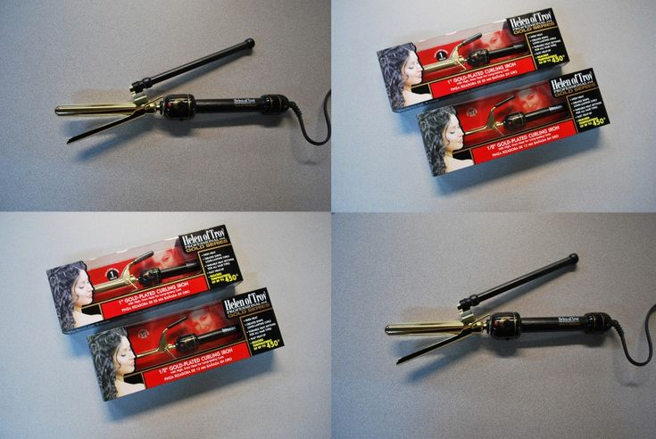 Amber's Beauty School Cosmetology Kit: Curling Irons