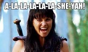 Image result for xena warrior princess quotes