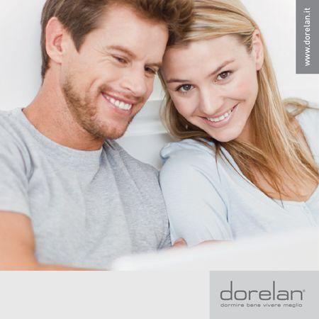 Scegliete un #pigiama in tessuto leggero, privilegiando le fibre naturali: durante la #notte vi donerà sollievo dal caldo assorbendo il sudore.   #dormirebene #viveremeglio #estate #Dorelan