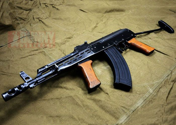 Custom Vintage AMD65 GBB Rifle