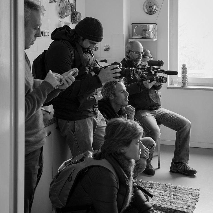 Vedi la foto di Instagram di @raul_betti • Berlin  Backstage - photo by Raul Betti