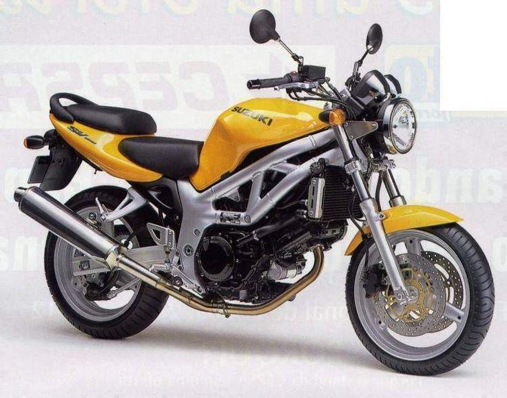 suzuki SV600