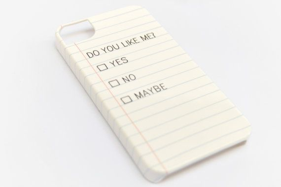 Lined Paper Note  iPhone 4 Case iPhone 5 Case  by JoyMerrymanStore, $29.00