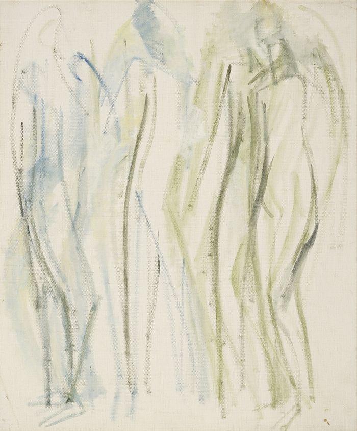 artwork Figures by Godfrey Miller