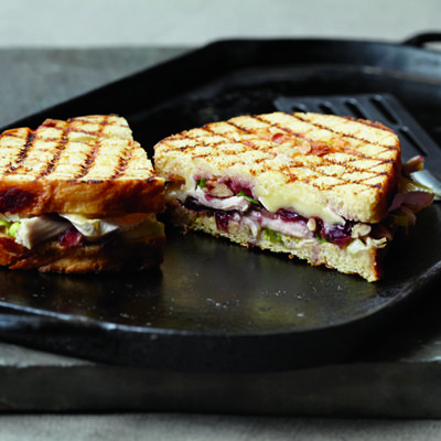 Turkey Cranberry Panini (And other Panera recipes)