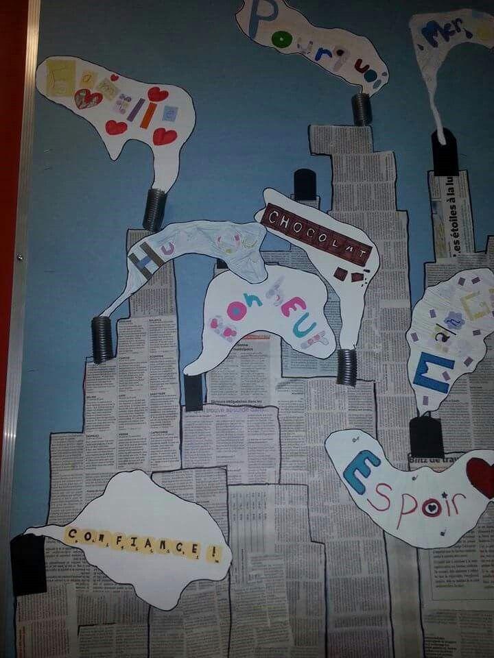 Vu sur Facebook murale La grande fabrique de mots