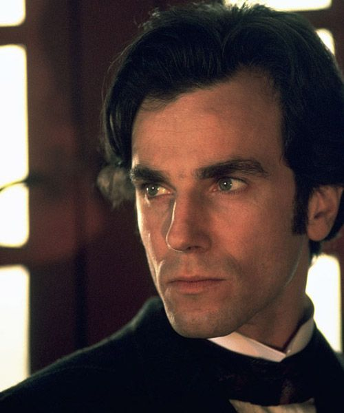 Drake Strickland in A Gentleman of Substance - Daniel Day Lewis