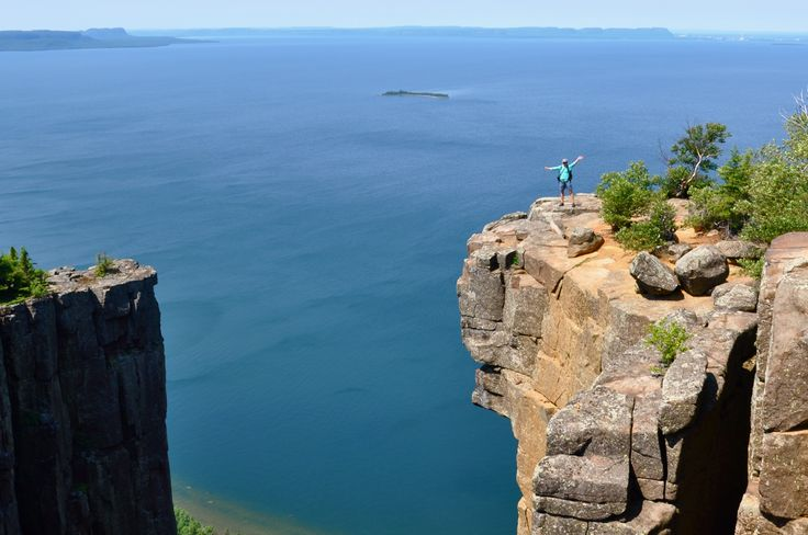 Hiking the Giant, Sleeping Giant Provincial Park