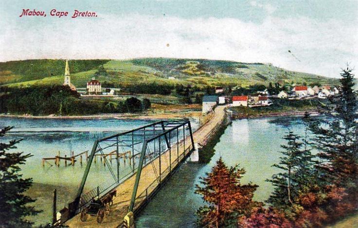 Mabou, Cape Breton 1909 http://CaperMemories.Com