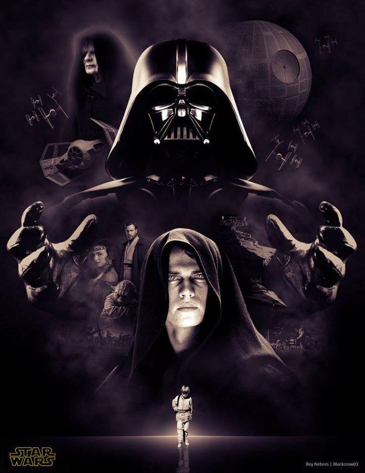 Anakin Skywalker & Darth Vader