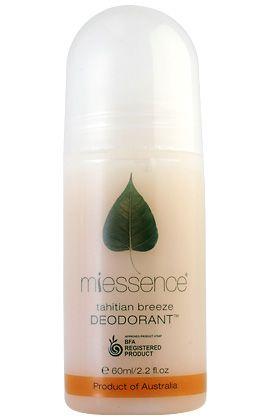 Miessence Tahitian Breeze Deodorant $9.60