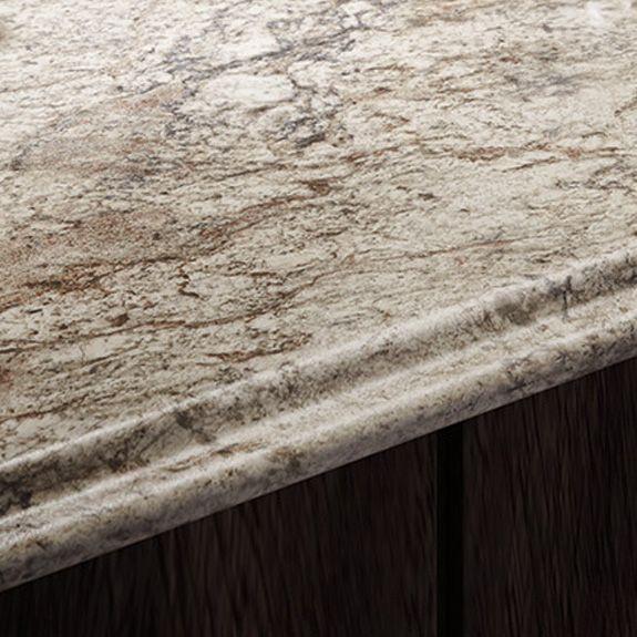 laminate counter with Valencia edge | kitchen | Pinterest ...