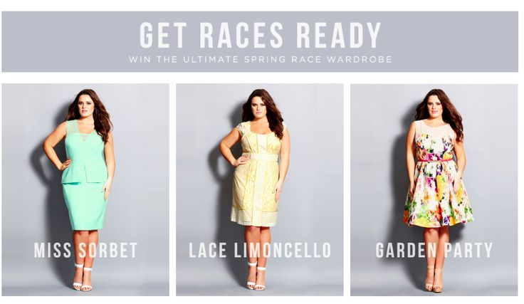 want to win a city chic wardrobe for the races ? check out my blog post to find out how to enter. http://nikkiblu.21stcenturyenetwork.com/2014/10/17/win-a-races-fashion-makeover/