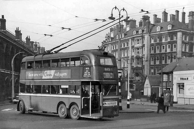 238-King's Cross, Pancras Road in the 1950's (5/5) by Warsaw1948, via Flickr
