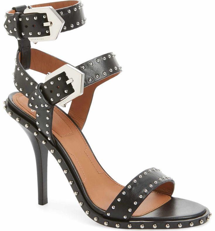 Main Image - Givenchy Elegant Studded Sandal (Women)
