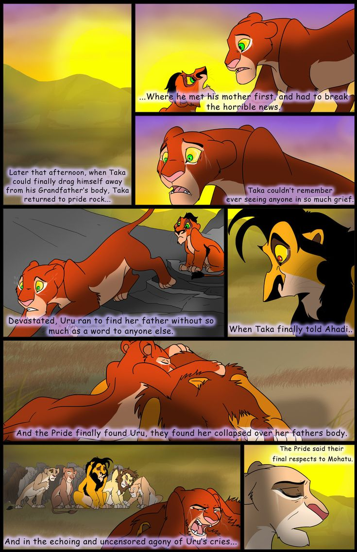 an analysis of plot of the lion king My generation grew up mourning the death of bambi's mother now comes the  lion king, with the death of mufasa, the father of the lion cub.