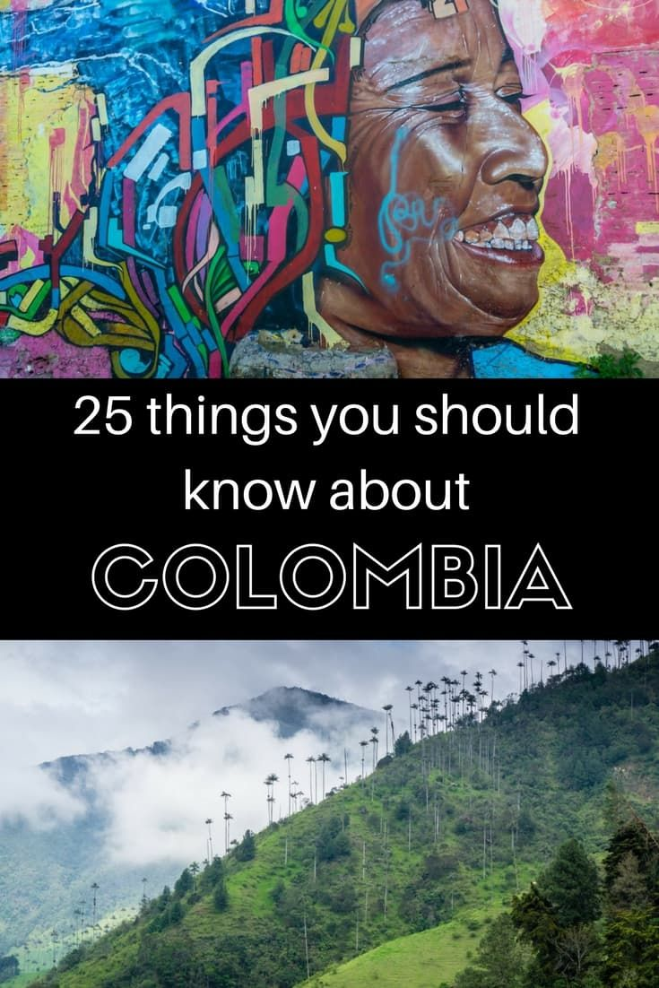 Have you ever wondered what Colombia is famous or infamous for? What things should you know before visiting?   Interesting facts about Colombia   facts about Colombia   Colombia facts   Colombia fun facts   Colombia interesting facts   #colombia #interestingfacts #travel
