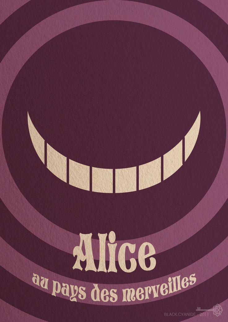 Alice au pays des merveilles by *BlackCyanide-fr on deviantART