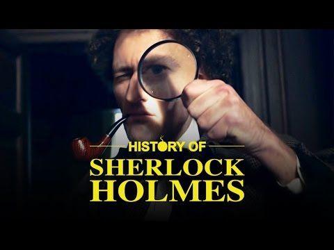 Ma chronique de la vidéo 'History of Sherlock Holmes'