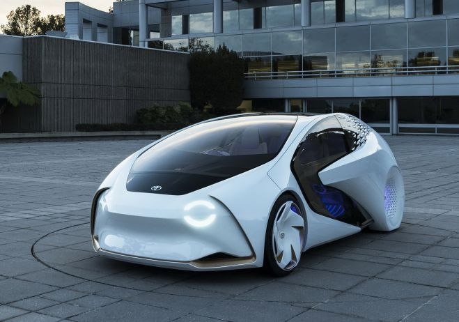 Toyota concept-i is car from the future   #Toyotaconcepti   #Toyotaconcepti #concepti #Toyota