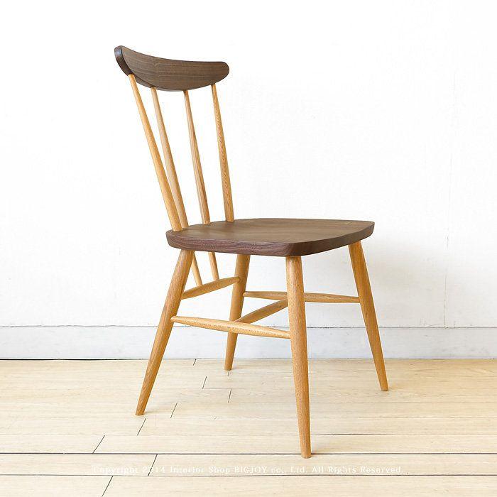 ニレ材ニレ無垢材ニレ天然木木座木製椅子ナチュラルテイストウィンザーチェアアンティークチェアをモチーフにしたダイニングチェアJOLIE