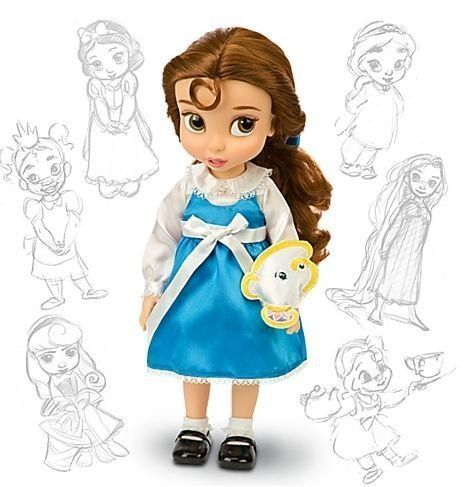 Disney Princess Animators Collection 16 Inch Doll Figure Belle [Toy] by Disney, http://www.amazon.ca/dp/B005SG8UNA/ref=cm_sw_r_pi_dp_s6kXsb1B7JE5N