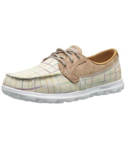 SKECHERS WOMENS ON-THE-GO FLAGSHIP BOAT SHOE - Was $ 90.77 - Now $ 29.99