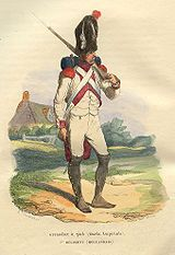 De Keizerlijke Garde (Frans: Garde impériale) werd op 18 mei 1804 opgericht door Napoleon Bonaparte. Dit korps ontstond uit de Consulaire Garde, opgericht op 28 november 1799 door de unie van Garde van de directie (Garde du Directoire exécutif) en de Grenadiers van de legislatuur (Grenadiers près la Représentation nationale). Deze formaties hadden oorspronkelijk als belangrijkste taak het beschermen van de uitvoerende en wetgevende macht van de Franse Republiek.  De Keizerlijke Garde was een…