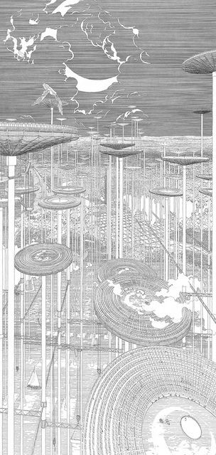 Siyu (Frank) Fan, Y5, MArch Architecture Unit 10, 'Obama's Ark' by Bartlett School of Architecture UCL, via Flickr