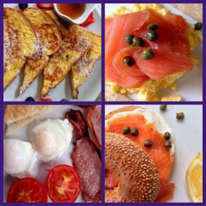 Some breakfast selections this morning www.ballinsheen.com
