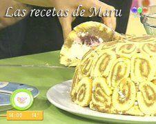 Las recetas de Maru Botana: Torta helada