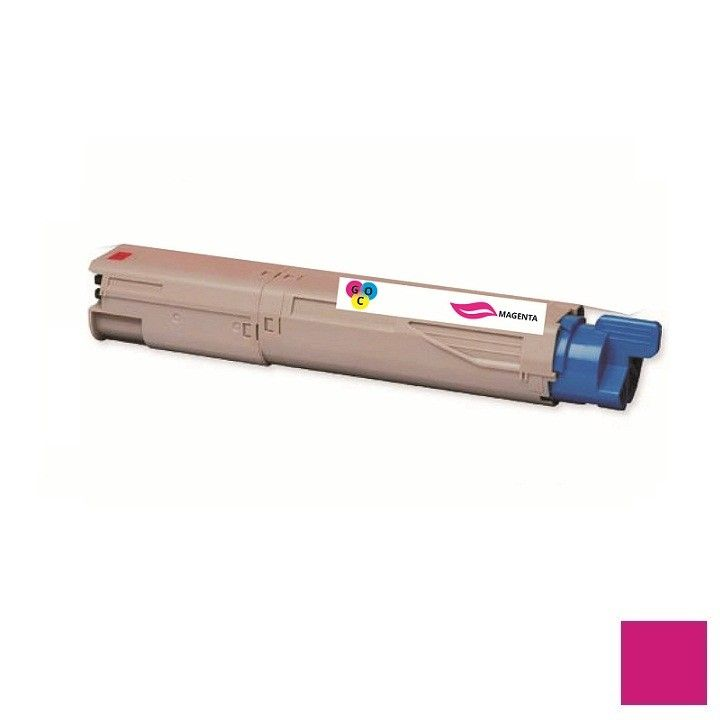 Printer cartridge voor Okidata C3400N 43459330.