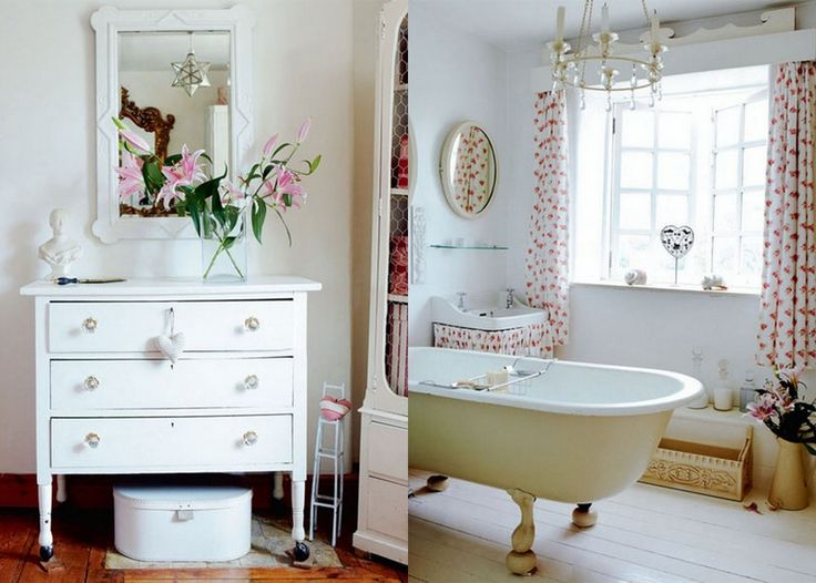 Country Bathroom Decor: 1000+ Ideas About Cottage Style Bathrooms On Pinterest