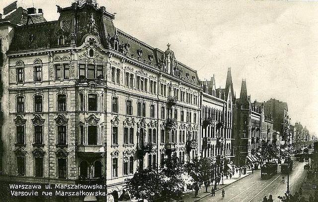 Marszałkowska, Warsaw