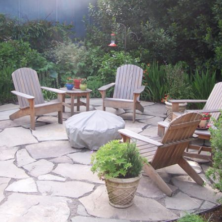 outdoor patio ideas Angie's List hardcaping stone patio