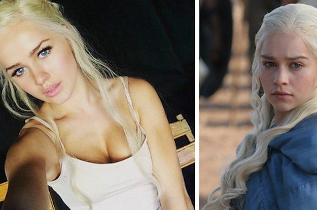 Will the real Daenerys Targaryen please stand up?