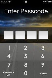 Enter Password Apple IPhone Theme Mobile Theme Apple mobile theme.