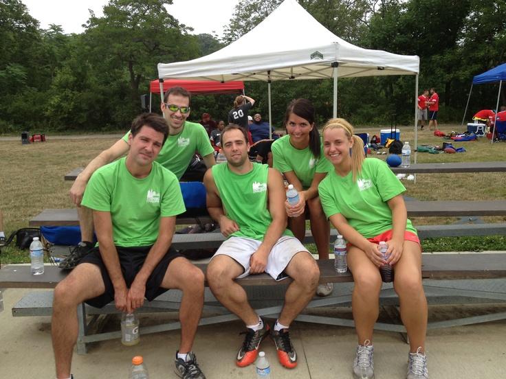 Corporate Challenge 2012-Football