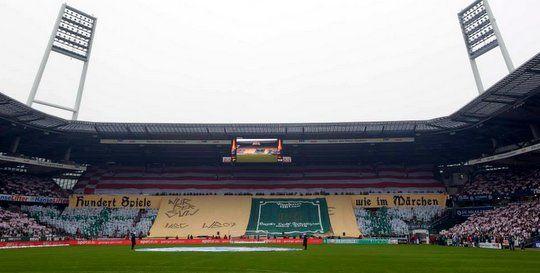 Werder Bremen - Hamburger SV 01.03.2014