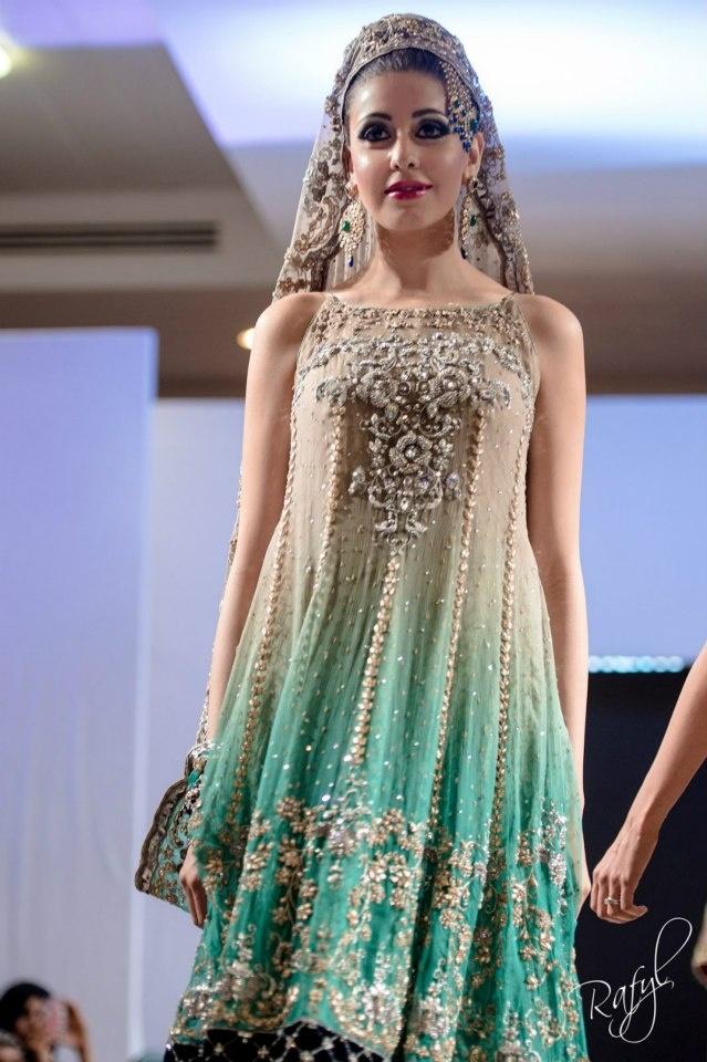 The Asian bridal fashion what
