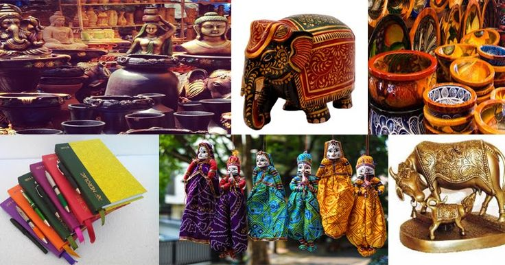 Things to Keep in Mind while Exploring to Indian Handicrafts
