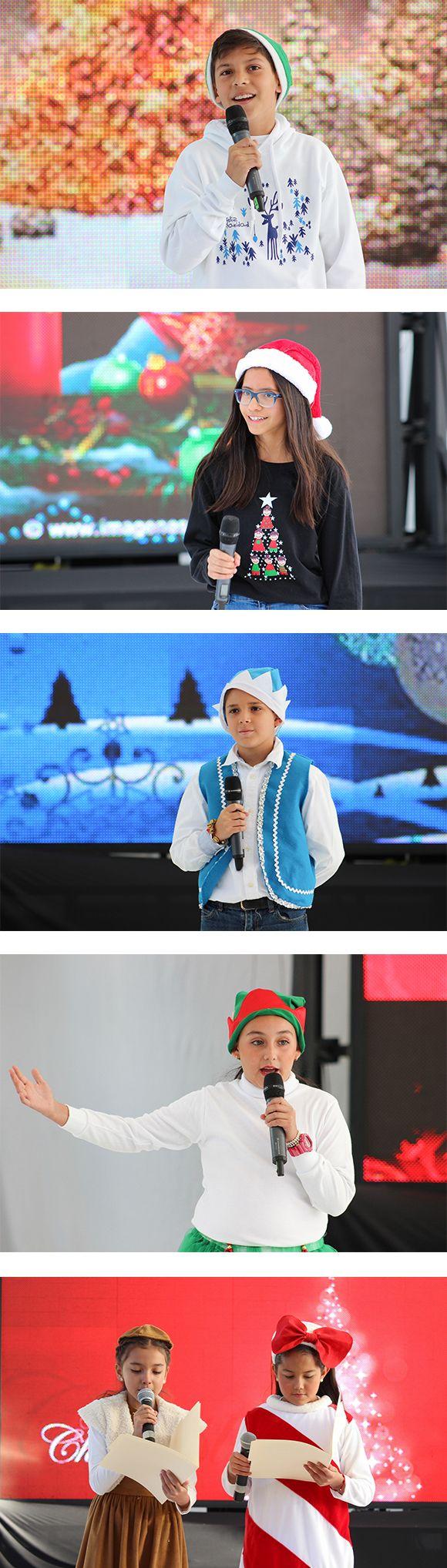 Protagonistas cuentos de navidad